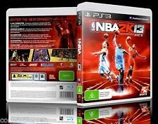 (PS3) NBA 2K13 / 2013 (G) (Sports: Basketball) Guaranteed, Tested, Australian