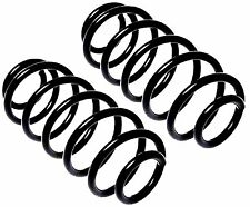 Coil Spring Rear Toyota Yaris Verso Pair For Vehicles with Rear Drum Brake