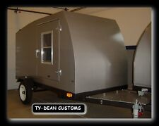 TEARDROP CAMPER PLANS  *CUSTOM RV TRAILER PLANS*  ****High quality plans****