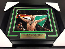 """"""" THE NOTORIOUS """" CONOR MCGREGOR UFC CHAMPION FRAMED 8X10 PHOTO"""