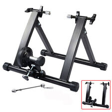 Bicycle Trainer Stationary Bike Cycle Stand Indoor Exercise Training Wireless