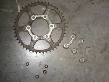 1983 Suzuki SP125-Z rear sprocket 47T Free Ship to U.S.