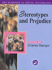 Stereotypes and Prejudice: Key Readings (Key Readings in Social Psychology), , G