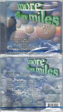 CD--NM-SEALED-VARIOUS -1996- -- MORE THAN MILES-DREAMHOUSE '
