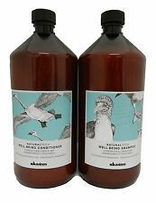 Davines NaturalTech Well-Being Shampoo & Conditioner 33.8 Ounce
