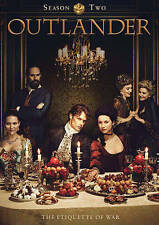 Outlander: Season  2 (DVD, 2016, 5-Discs)