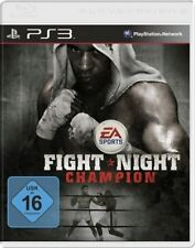 Playstation 3 FIGHT NIGHT CHAMPION * Neuwertig