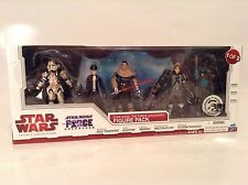 Star Wars Force Unleashed 1 TRU Exclusive 5 Pack Figure Legacy Collection Rare