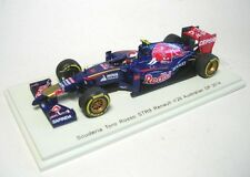 Toro Rosso STR9 No.26 Daniil Kwjat - 9th Australian GP 2014