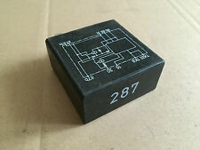 AUDI 80 90 100200 QUATTRO CABRIOLET ELECTRIC WINDOW CONTROL RELAY 287 443959257B