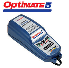 DESTOCKAGE Chargeur de batterie Optimate 5 TECMATE Battery Charger NEUF NEW