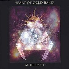 At the Table, Heart of Gold Band,Very Good, ### Audio CD with artwork-complete,A