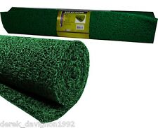 "GREEN MINER'S MOSS 36""X60""x10mm Sluice Box Matting, Gold Panning"
