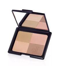 New ELF Warm Bronzer Palette Bronzing Glow 83701 e.l.f Shimmering Powder