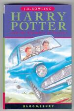 Harry Potter Y La Camara Secreta. UK 1ST HB/HC Bloomsbury libro Jk Rowling