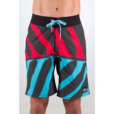 """Quiksilver Boardshorts 32"""" cintura Para hombre Boardies Jeremy Flores pro-Modelo Surf Nuevo"""
