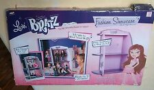 livin bratz doll display cabinet