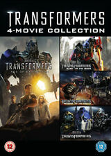 TRANSFORMERS 4 MOVIE COLLECTION QUADRILOGY - 1 - 4 - NEW / SEALED DVD BOXSET