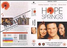 Hope Springs, Colin Firth VHS Video Promo Sample Sleeve/Cover #9168