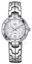 WAT1311.BA0956 |  TAG HEUER LINK | SALE PRICED NEW WOMENS QUARTZ DIAMOND WATCH