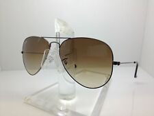 New Ray Ban Sunglasses RB 3025 004/51  rb3025 55MM GUNMETAL/BROWN GRADIENT LENS