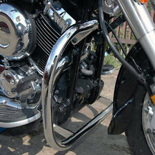YAMAHA XVS 650 DRAGSTAR V-STAR CLASSIC CUSTOM CHROME ENGINE GUARD / CRASH BAR