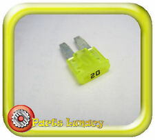 FUSE Micro2 Style 9mm 20 Amp Yellow FOR Late Model Cadillac