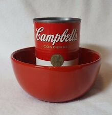 WAECHTERSBACH FUN FACTORY GERMANY CHERRY RED SOUP CEREAL BOWL EXCELLENT COND.