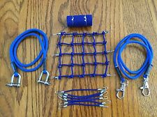 Roof Net , Tow Ropes , Bungee Cords , Sleeping Bag BOMBER Gear Head GEA1308