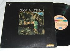 GLORIA LORING Sing A Song For The Mountain SSW PSYCH FOLK GF LP VG+
