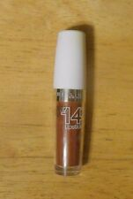 1 tube MAYBELLINE SUPERSTAY 14HR LIPSTICK 055 KEEP ME CORAL unsealed