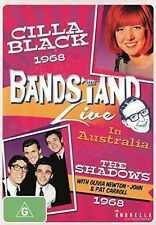BANDSTAND LIVE IN AUSTRALIA : CILLA BLACK /SHADOWS  DVD  UK Region 2 Compatible