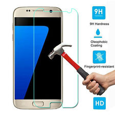 0.26mm 9H Genuine Tempered Glass Screen Protector Cover For Samsung Galaxy S7