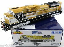 HO Scale SD70ACe Locomotive w/DCC & Sound - EMD Lease #1201 - Athearn #G68823