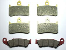 Brake Pads For Honda RVF750 Brakes RR RS RC45 Front Rear RVF 750R RC 45 TOP SETS