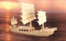 Junk: Woodcraft Chinese Junk Construction Wooden 3D Model Kit CX 540