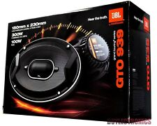 "JBL GTO939 3-Way 6""x9"" Car Speakers/ Car Audio Speaker Grand Touring Series"