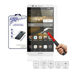 For Huawei Asend Mate 7 Ultra Slim Premium HD Tempered Glass Screen Protector