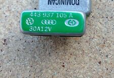 Audi A6 (C5) 30 Amp Thermal Fuse - 443937105A **4 SUPPLIED**