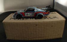 F.D.S ◊ Porsche Carrera RSR Turbo 1974  ◊  H.Muller G.V Lenner Swiss team 1/43 ◊