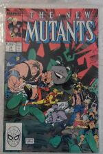 Marvel The New Mutants # 78 Aug 1989 ( CB # 42 )