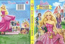 DVD:  BARBIE IN PRINCESS CHARM SCHOOL