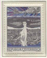 Österreich Austria  1564 Moderne Kunst: Das Donaumädchen von W. Hutter - 1977 **