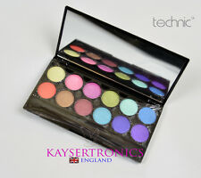 Technic Electric Beauty Eyeshadows