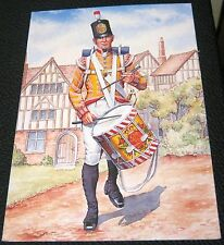 Militaria Drummers past and present 77th Regiment of Foot Charles Stadden - unus