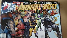 Avengers Comic lot 1-35 nm bagged