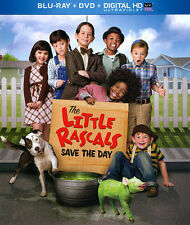 Tim's Dollar Store: The Little Rascals Save the Day (Blu-ray Disc, 2014, 2-Disc)