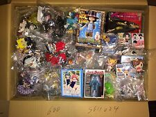 WHOLESALE LOT 600 Anime Mini figures Official Japan S611024