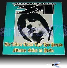 """ARTICOLO 31 J.AX """"UN'ALTRA COSA CHE HO PERSO"""" RARO MIX"""