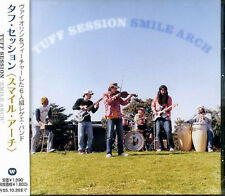 TUFF SESSION - Smilearch - Japan CD - NEW J-POP